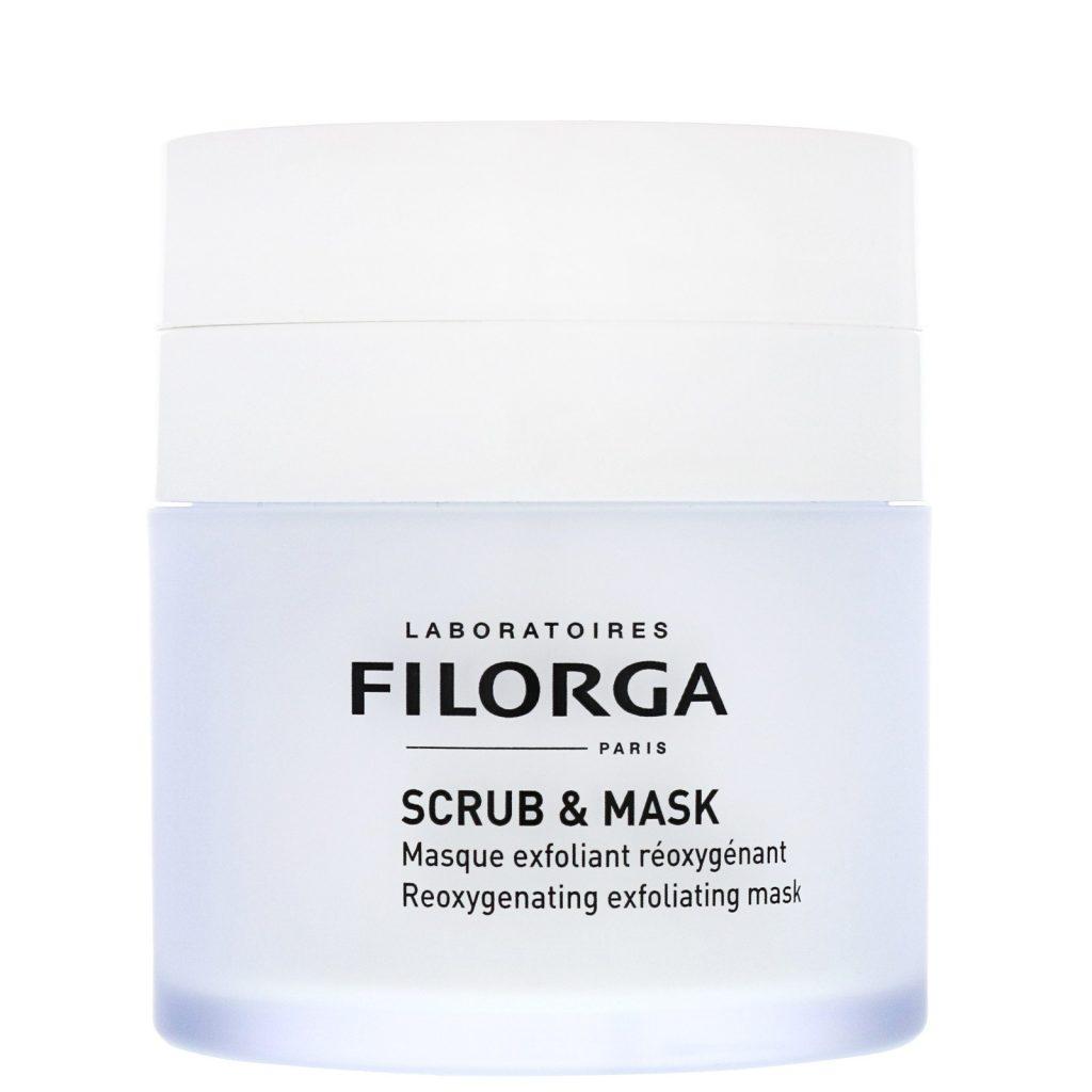 Scrub & Mask