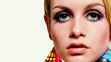 estilo y maquillaje anos 60