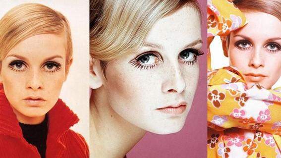 moda anos 60 twiggy