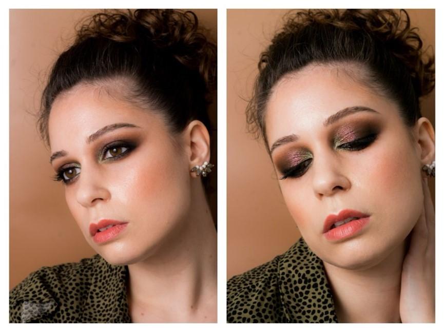 maquillaje ahumado paso a paso