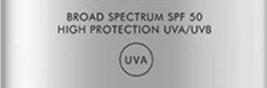 broad spectrum SPF50