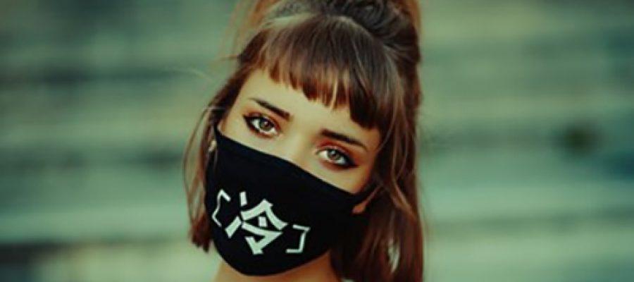 maquillaje con mascarilla